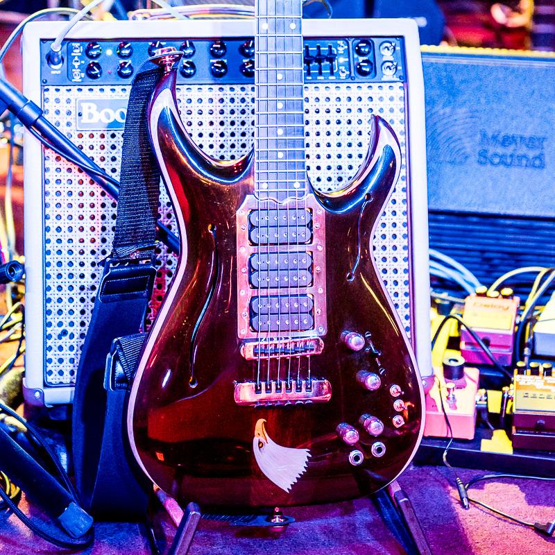 Cripe Guitar Bob Minkin